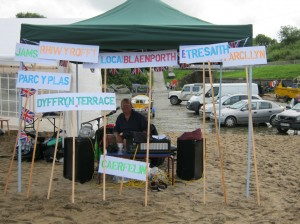 Aberporth Olympics 2012